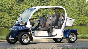 GEM e4 Neighborhood Electric Vehicle